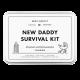 kit de survie nouveau papa