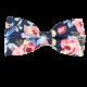 Nœud papillon jolies roses