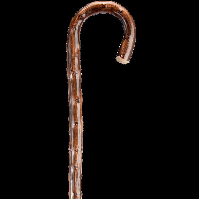 Bâton en châtaignier du Congo