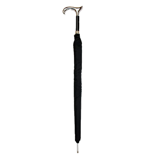 Parapluie argenté