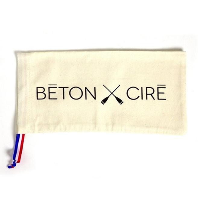 Miki Béton Ciré - Corduroy & Fleece Black