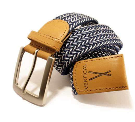 ceinture tressée fabriquée en france